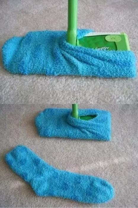 Идеальная уборка без лишних затрат. /Фото: cdn.clm02.com