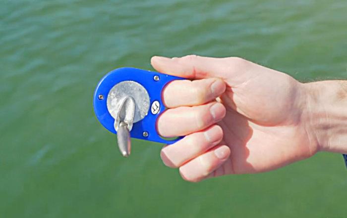 Удобное, компактное и эффективное устройство для рыбалки. /Фото: thesuperboo.com