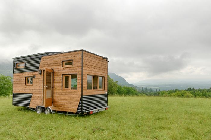Дом, способный удивить любого. /Фото: tinyliving.com