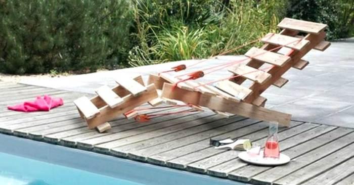 Загорать летом можно прямо на даче. /Фото: inspideco.org