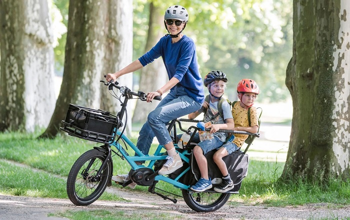 Уникальное изобретение для тех, кто ценит многофункциональность. /Фото: propelbikes.com