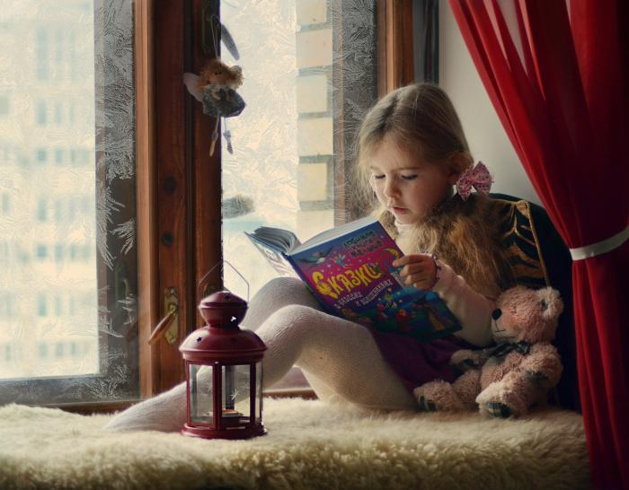 Даже небольшое пространство в доме можно изменить с пользой для себя и ребенка. /Фото: knigolub.kiev.ua