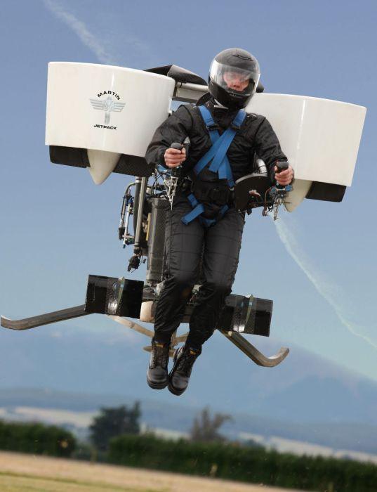Осуществить мечту необычного полета может каждый. /Фото: i.pinimg.com