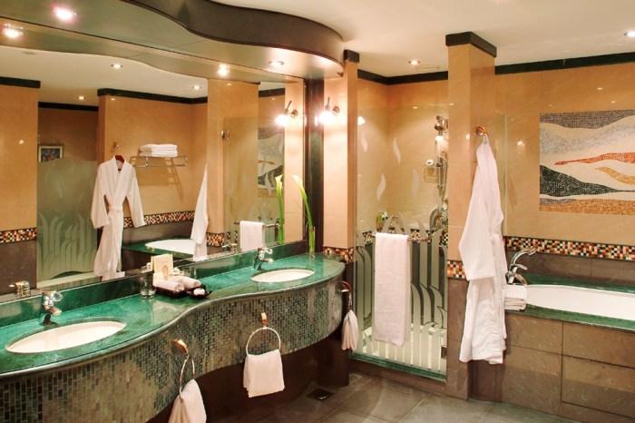 Забота о гостях начинается с ванной. /Фото: images.tjareborg.fi