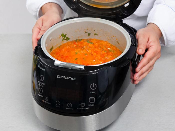 Мультиварку лучше оставить для рагу, а стейк приготовить на сковороде. /Фото: polaris.company