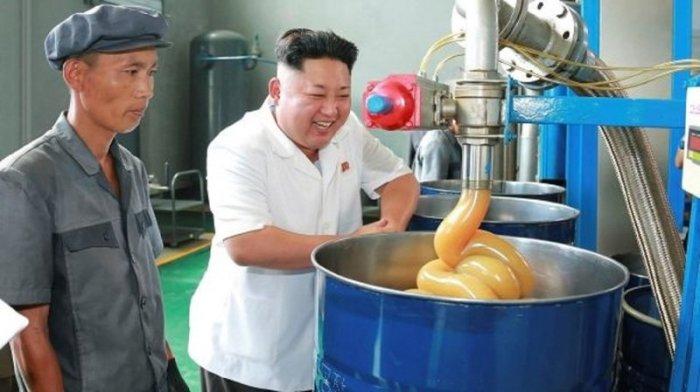 Особое отношение к еде и к себе. На фото Ким Чен Ын /Фото: cn15.nevsedoma.com.ua