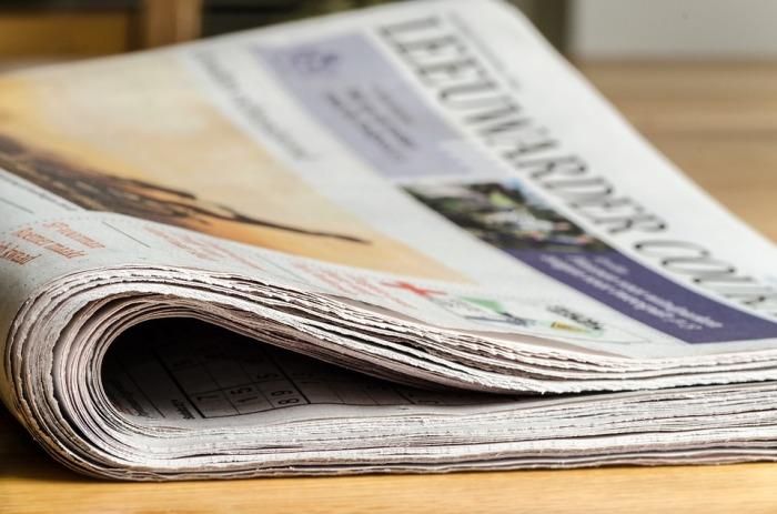 Печатные издания не выдерживают конкуренции с онлайн-версиями. /Фото: cdn.pixabay.com