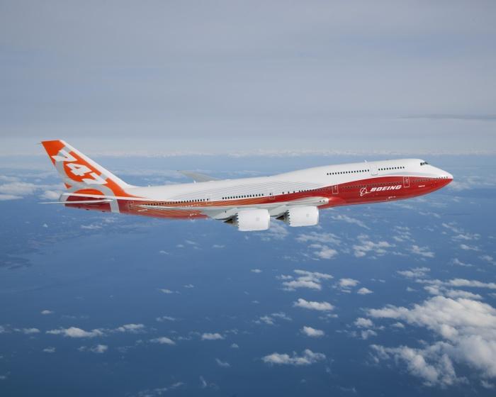 Boeing 747-8. /Фото: king5.com