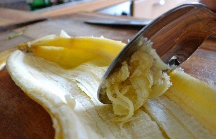 Кто бы мог подумать, что банановая кожура может принести столько пользы. /Фото: semplicipensieri.it