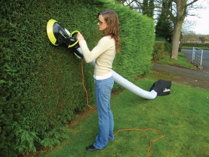 Триммер для стрижки живой изгороди Garden Groom обеспечивает красивый вид живой изгороди без лишних усилий.