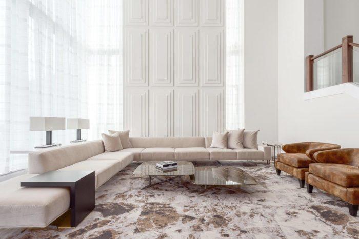Цветовые оттенки помещения влияют на положительное восприятие потенциального покупателя. /Фото: houseofbohn.com
