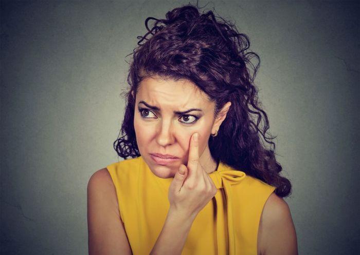 Почему я так плохо выгляжу? Это точно обычный недосып? /Фото: areaoftalmologica.com