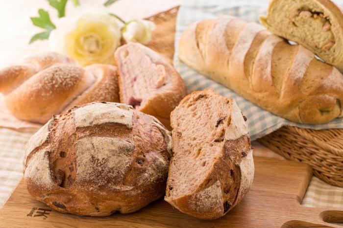 Свежий хлеб – это очень вкусно. /Фото: zastavki.com