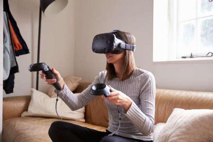 Виртуальная реальность — это всегда захватывающе и необычно. /Фото: img-s-msn-com.akamaized.net