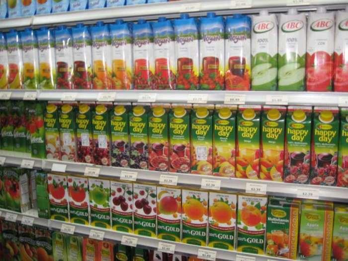Производители обещают фейерверк витаминов, а получаем красители и консерванты. /Фото: alltop10.org