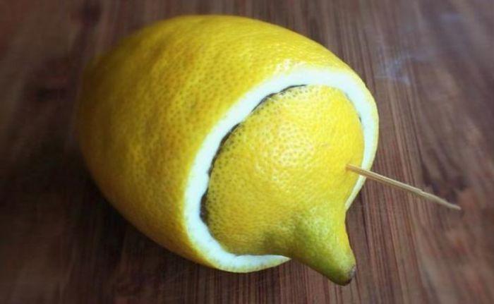 Лимон — идеальный спутник, если вы отправляетесь в поход или на отдых на природе. /Фото: belnovosti.by