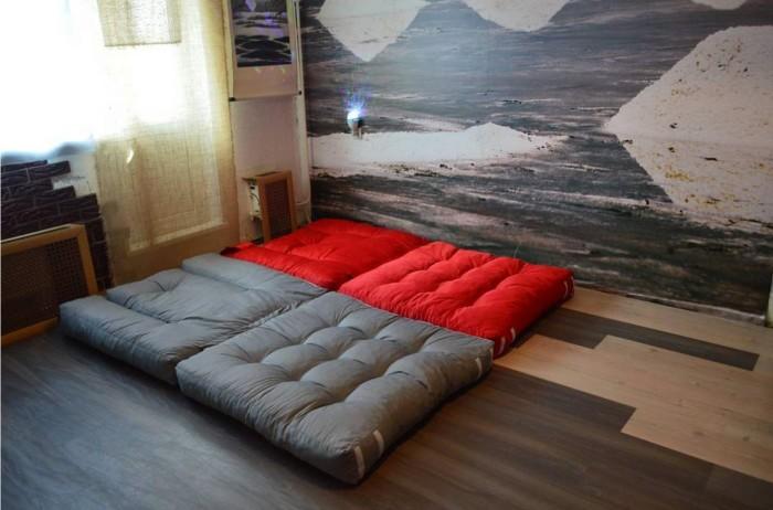 Комфортное расположение гостей — залог вашего гостеприимства. /Фото: nashmatras.ru