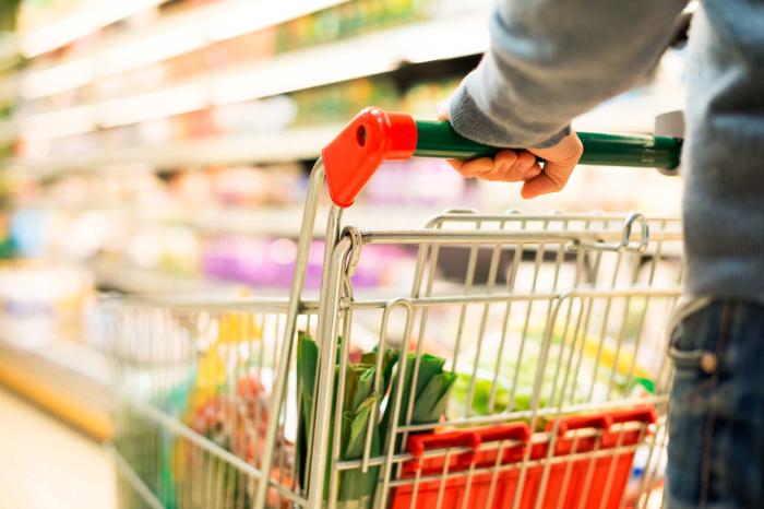 На тележке обычно есть дополнительное место для покупок. /Фото: i1.wp.com
