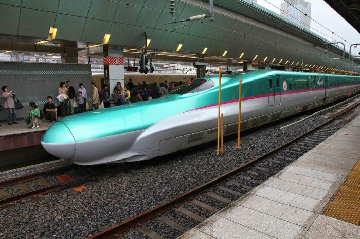 Shinkansen Е5. /Фото: jrailpass.com
