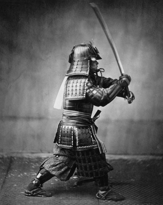 Доспехи самураев были сделаны с учетом особенностей человеческого организма. /Фото: loveubio.com