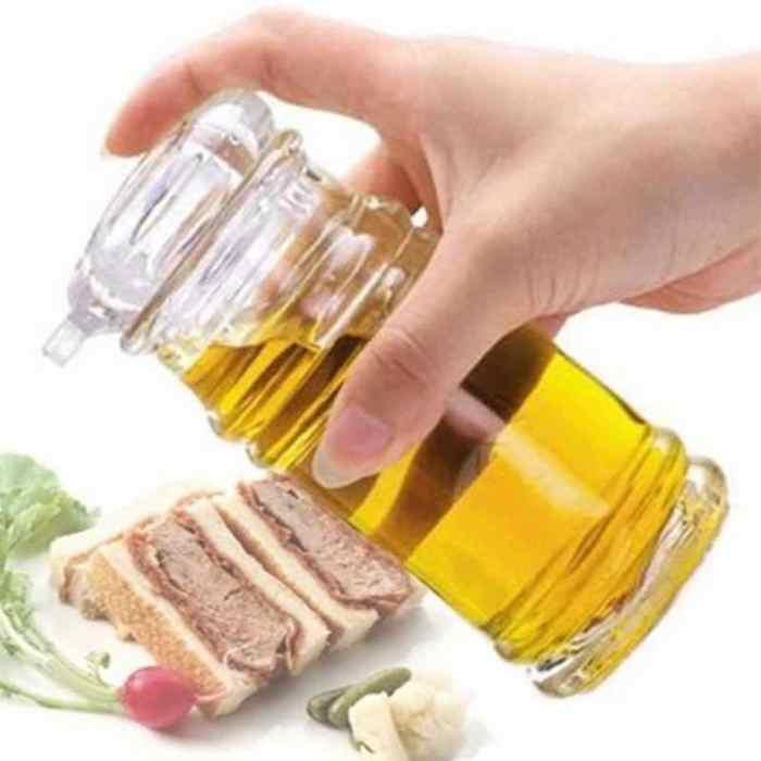 Вы переливаете все свои соусы и растительные масла? Есть простое решение для этой проблемы. /Фото: ae01.alicdn.com