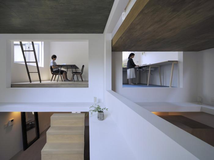 Дом, в котором все прозрачно и свежо. /Фото: realestate.com.au