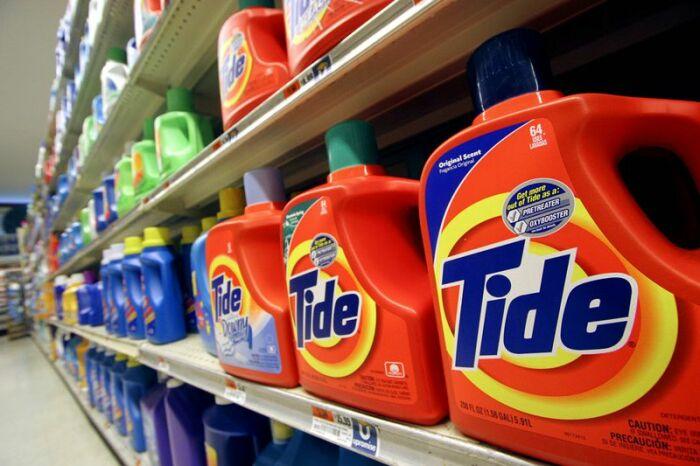 Ритейлеры США терпели большие убытки от краж Tide. /Фото: nydailynews.com