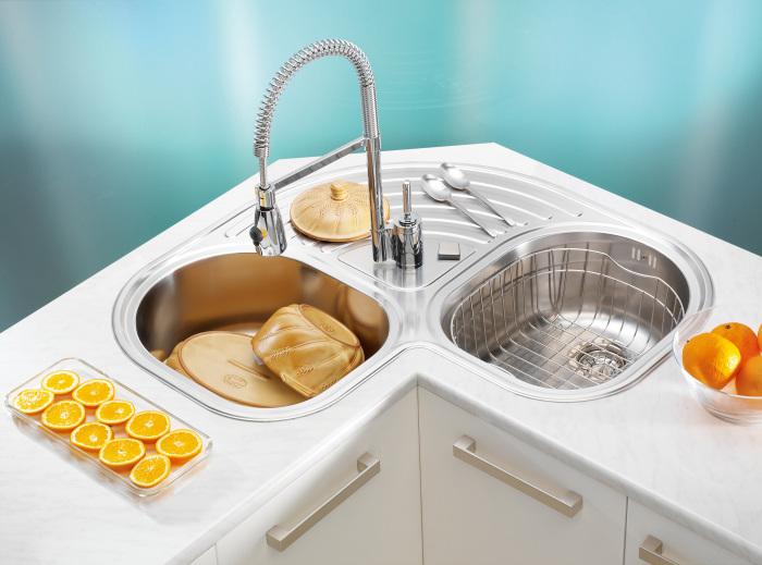 Простая инструкция для сияющей чистоты нержавеющей стали. /Фото: ruanabol.in