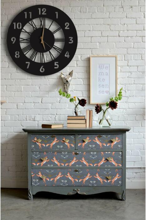 Красивое и стильное оформление мебели, которое можно выполнить своими руками. /Фото: storage.torob.com
