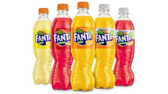 Fanta – яркий и веселый напиток, как и его название. /Фото: packaging-gateway.com