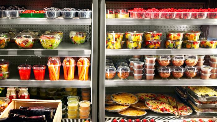 Упакованные продукты сохраняются лучше. /Фото: inferrapack.com