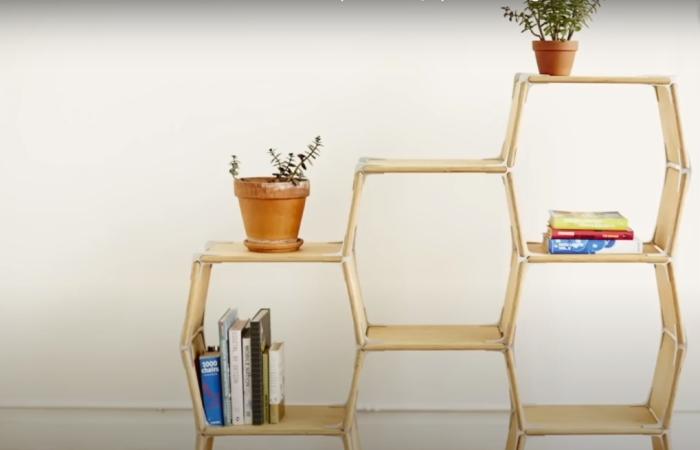 Красивое и стильное решение для современного интерьера. /Фото: youtube.com