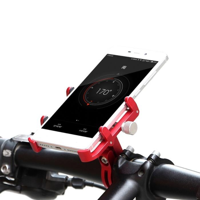 Держатель позволяет во время катания держать смартфон в поле зрения. /Фото: ae01.alicdn.com