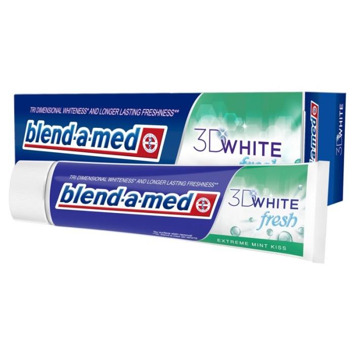 Под брендом  Blend-a-med зубная паста выпускается в Германии и странах Восточной Европы. /Фото: profit.sklepkupiec.pl