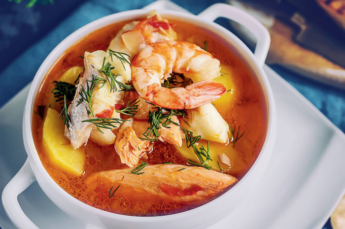 Суп буйабес – гордость марсельской кухни. /Фото: static.telegraphindia.com