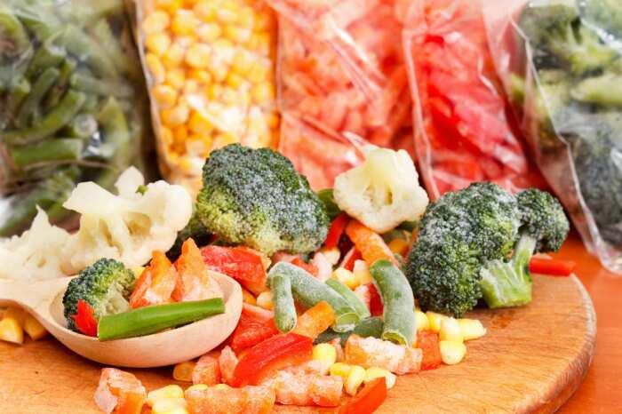 Не любые продукты можно хранить в морозильной камере. /Фото: blog.liebherr.com