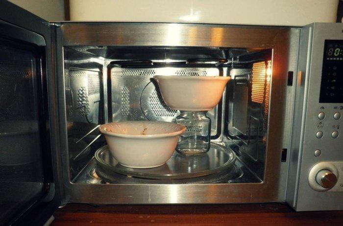 Если подумать, то микроволновая печь довольно вместительная. /Фото: steemitimages.com