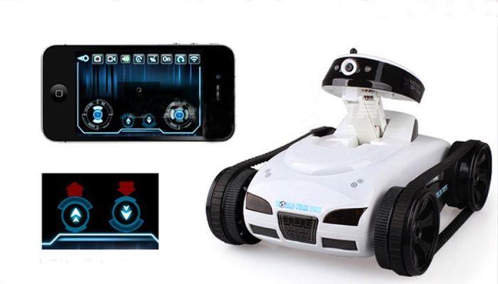 Шпионская машинка — увлекательная игрушка для любителей детективных и динамичных игр. /Фото: ae01.alicdn.com