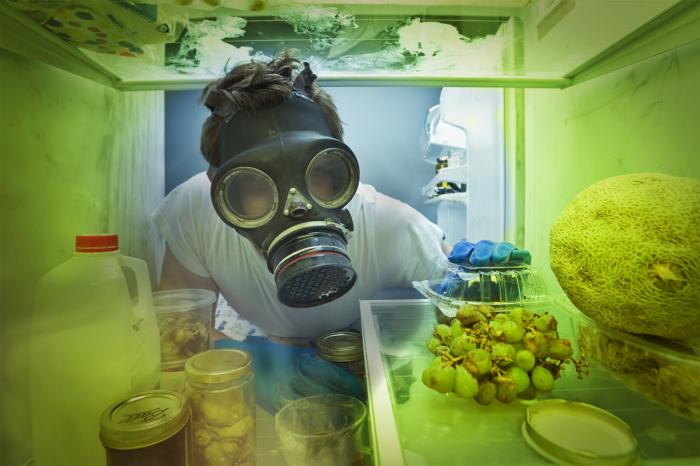 Долой слабые места в обороне от неприятных запахов. /Фото: dynalite.com