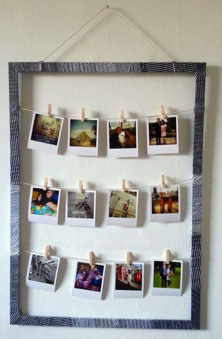 Для тех, кому нравится простой и незамысловатый стиль оформления. /Фото: i.pinimg.com