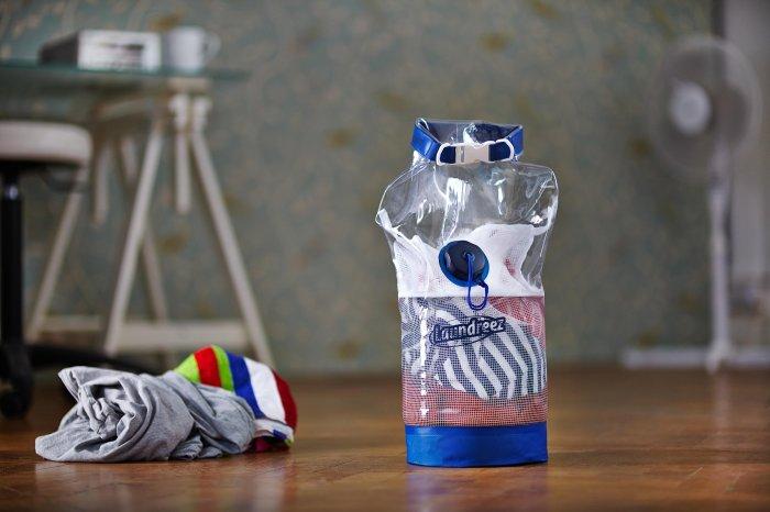 Легкая стирка в любых условиях. /Фото: shop.caravanclub.co.uk
