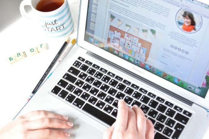 Блоггинг — отличный инструмент донести всему миру свою идею. /Фото: winfromonewin.site