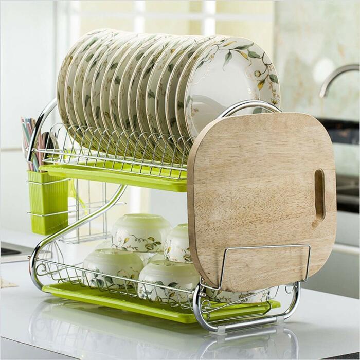 Компактное и практичное решение для маленькой кухни. /Фото: m.media-amazon.com