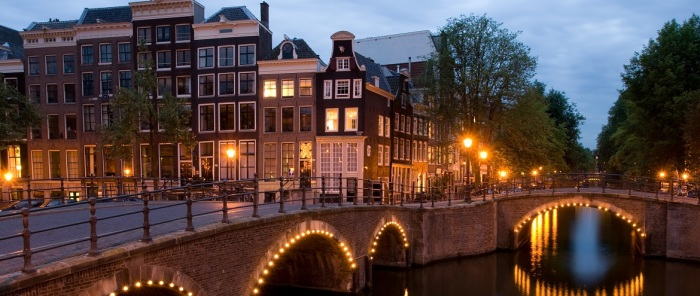 Амстердам, Нидерланды. /Фото: blog.ingleinternational.com