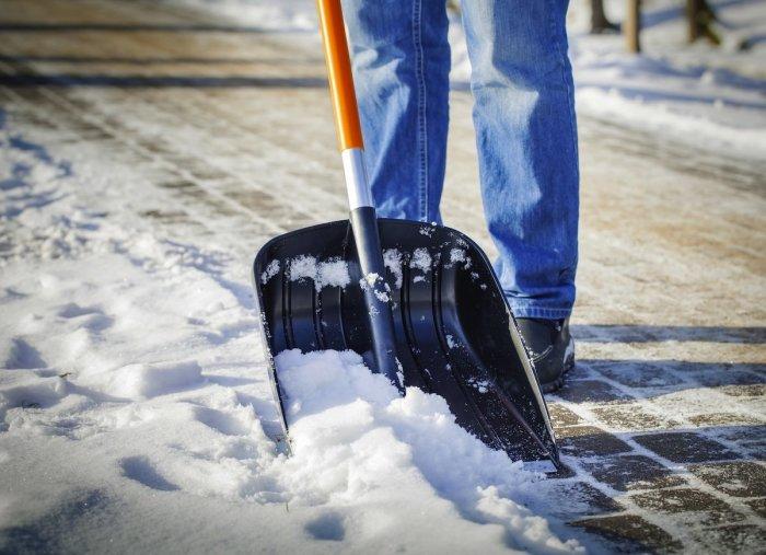 Скользкая лопата. /Фото: img.home-mo.com