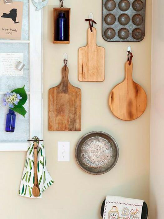 Стильное решение для любой кухни. /Фото: dekorin.me