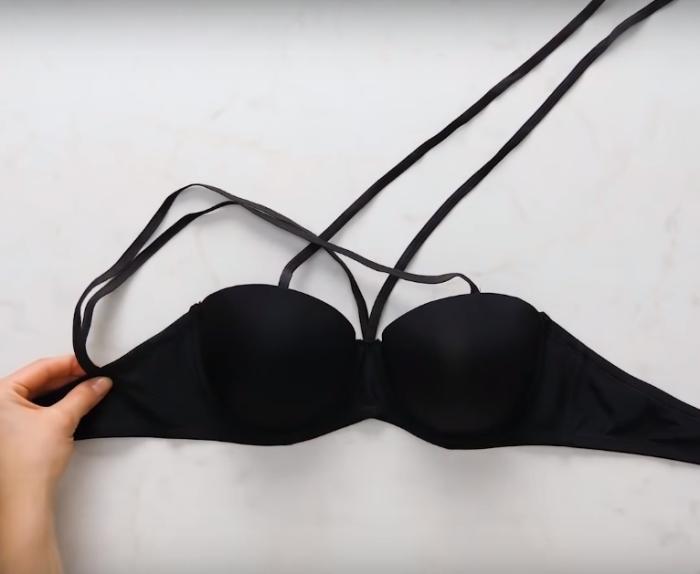 Вот так выглядит усовершенствование для важной части женского гардероба.