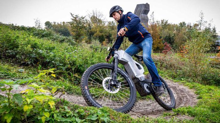 Мощный велосипед, который справится с любой дорогой. /Фото: s.yimg.com