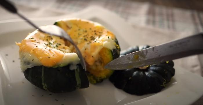 Необычное блюдо, которое точно стоит внимания гурманов. /Фото: youtube.com