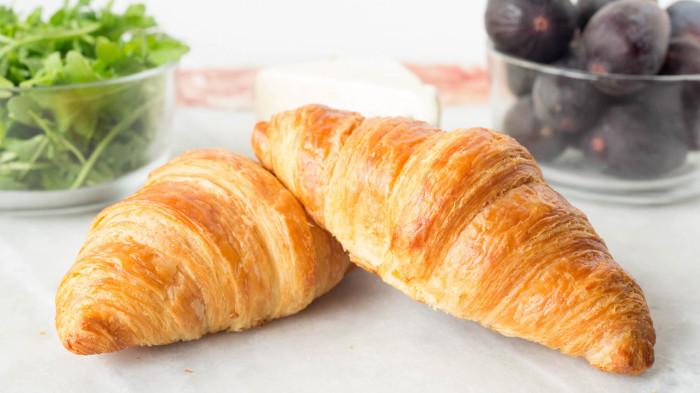 А круассаны изобрели вовсе не во Франции, как считает большинство людей. /Фото: factinate.com